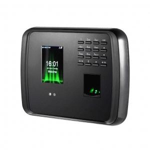 face & fingerprint reader
